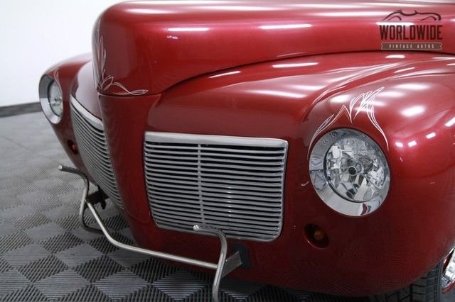 1941 Mercury Coupe