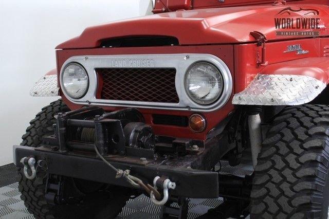 1975 Toyota Fj40 Land Cruiser