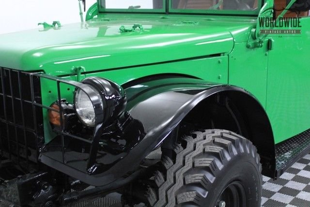 1962 Dodge Power Wagon
