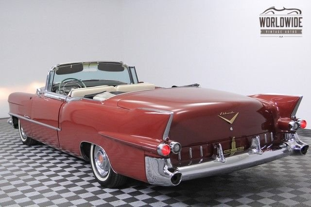 1955 Cadillac Eldorado Convertible