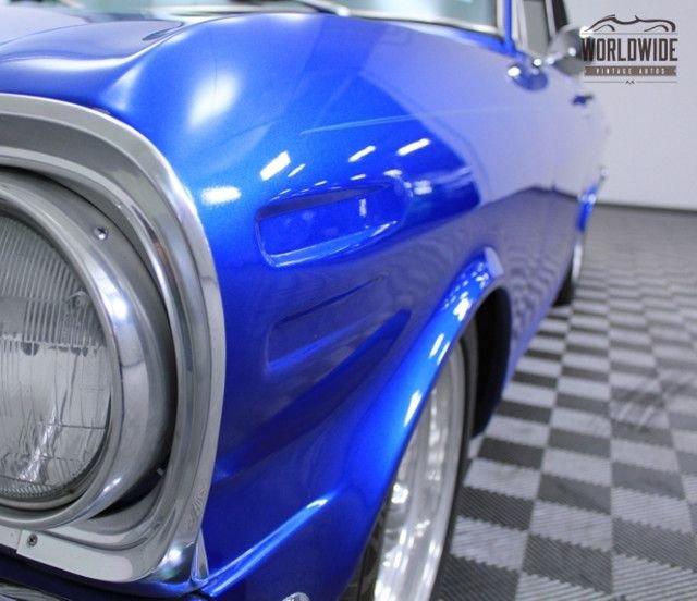 1965 Chevrolet Nova Pro Street