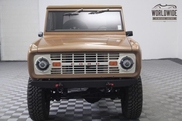1973 Ford Bronco