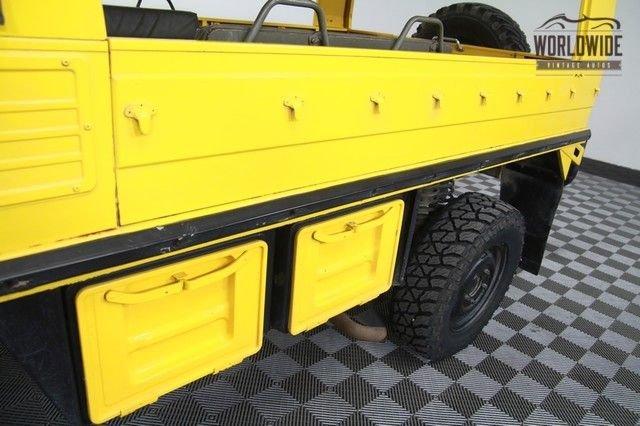 1972 Pinzgauer 710 Steyr Puch