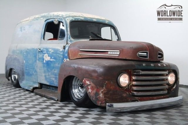1950 Ford F1 Panel