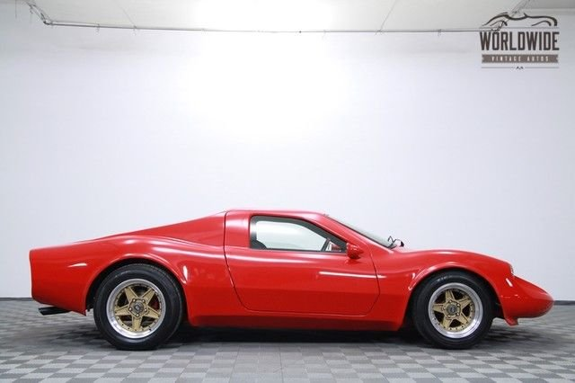 1984 Kelmark 246Gt Dino Re-Creation