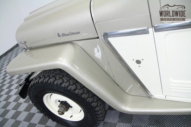 1962 Jeep Willys Truck