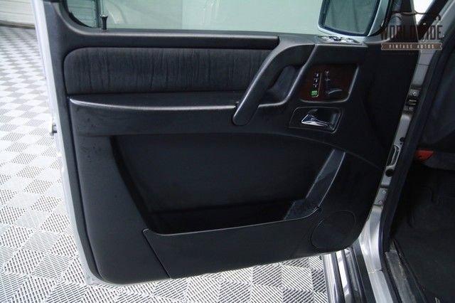 2004 Mercedes-Benz G500