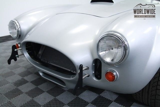 1965 Shelby Factory 5 Cobra