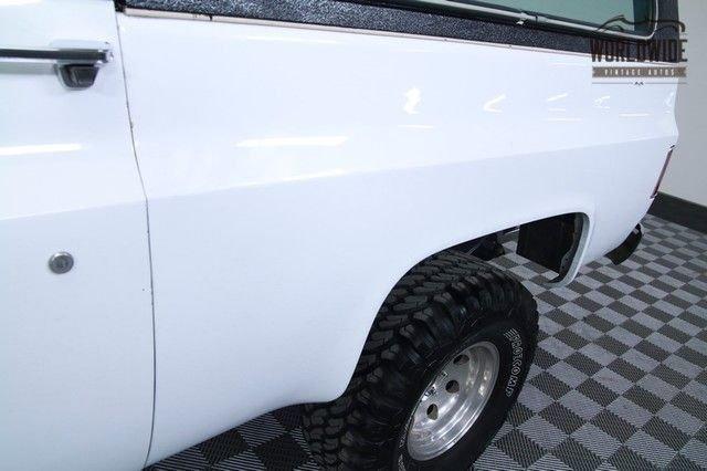 1975 GMC Jimmy Sierra