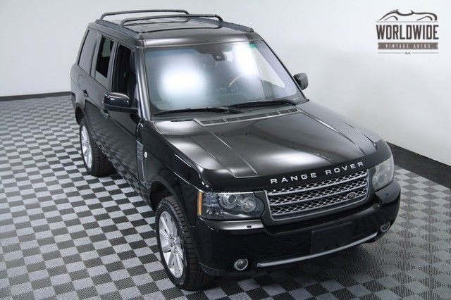 2011 Land Rover Hse Supercharged