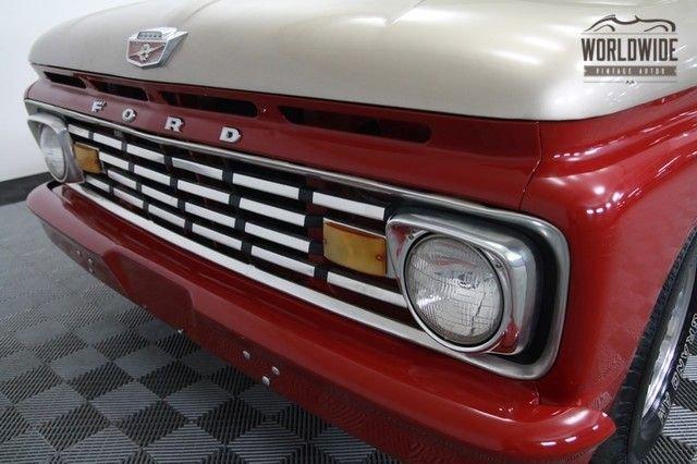 1961 Ford F100 Unibody Hotrod. 302 V8. Ps! Pb!