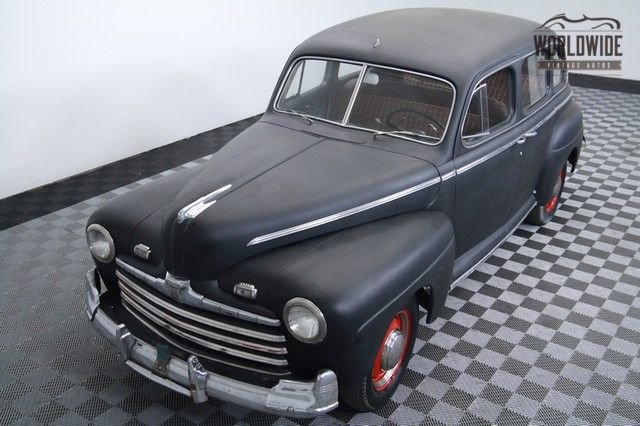 1946 Ford Deluxe Flat Head V8
