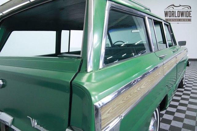 1973 Jeep Wagoneer. Collector Truck. Time Capsule