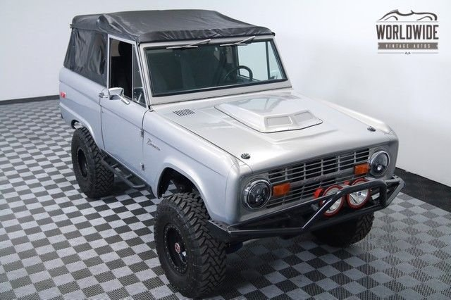 1969 Ford Bronco 4X4!