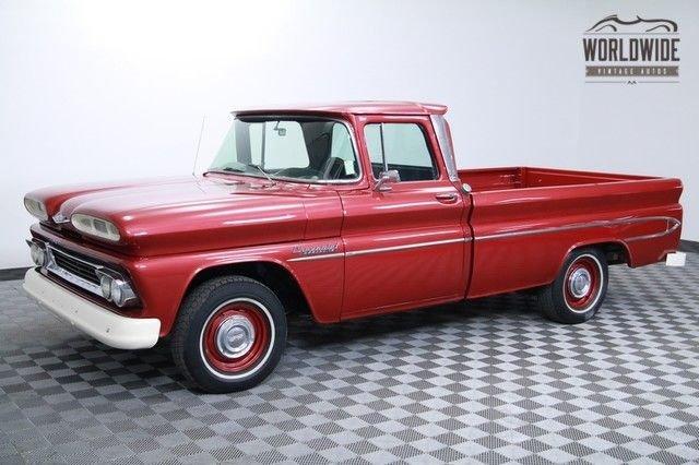 1960 Chevrolet Apache Custom