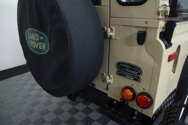 1994 Land Rover Defender 110