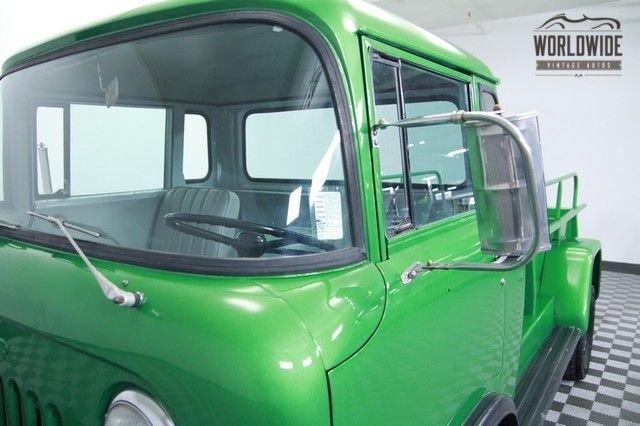 1962 Jeep Fc170 4X4 One Ton