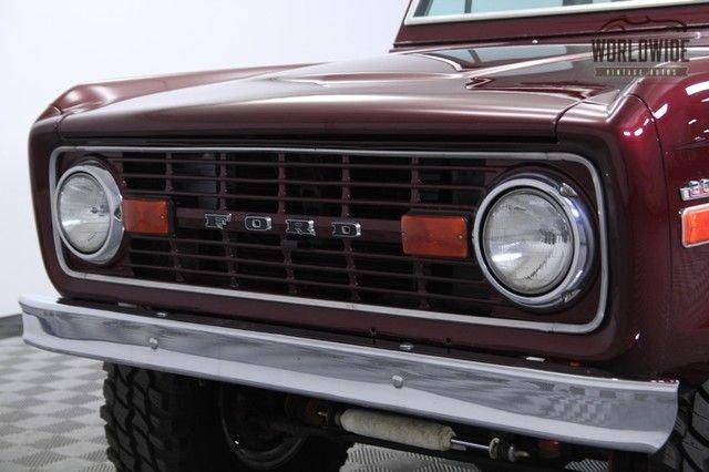 1970 Ford Bronco 4X4!
