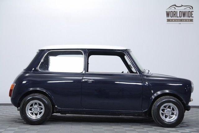 1980 Mini Cooper Classic