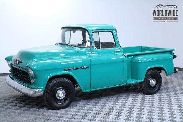 1955 Chevrolet 3100 Rare Big Window