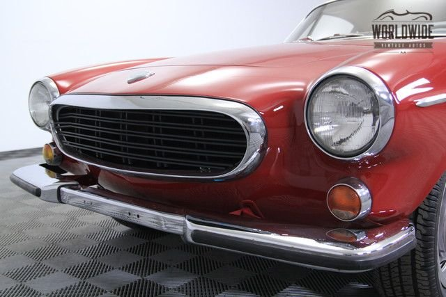 1968 Volvo 1800 S
