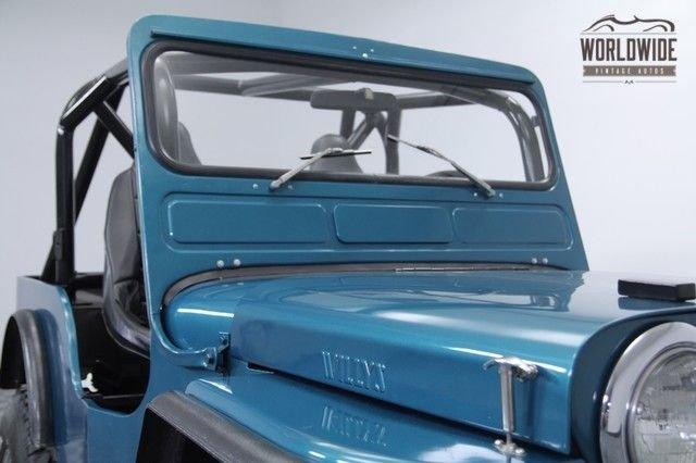 1949 Jeep Cj3A