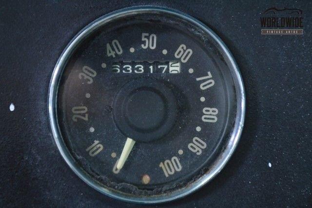 1959 Dodge Rare Big Window Short Bed