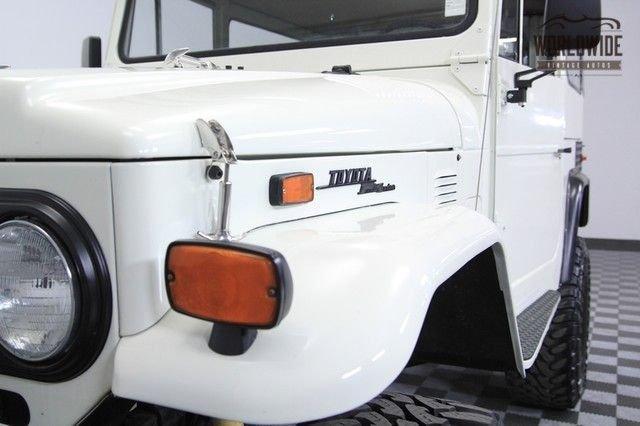 1973 Toyota Land Cruiser