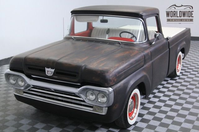 1960 ford 1 2 ton short bed