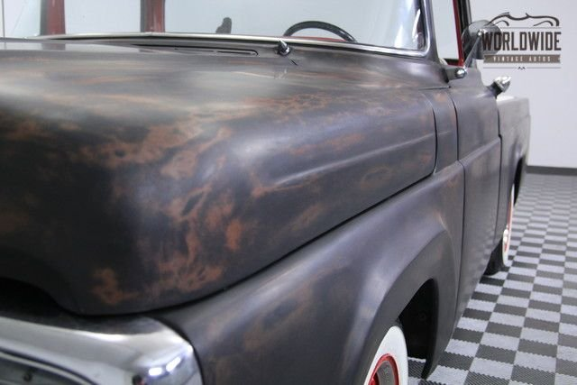 1960 Ford 1/2 Ton Short Bed