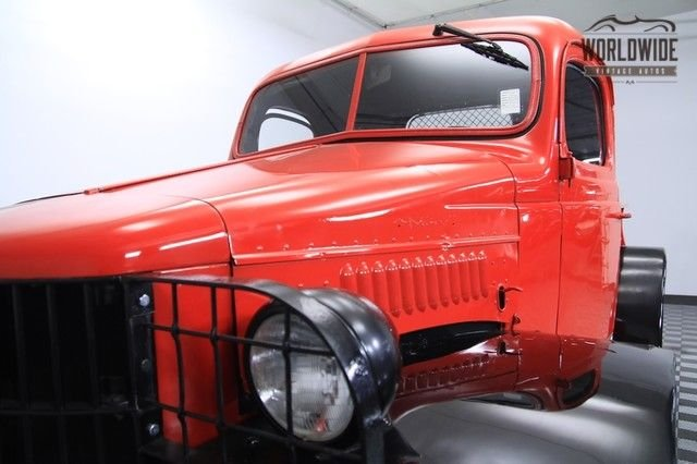 1941 Dodge Power Wagon