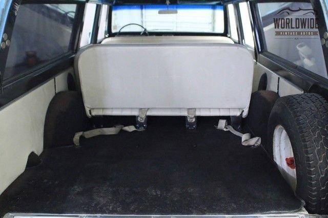 1967 Chevrolet Suburban