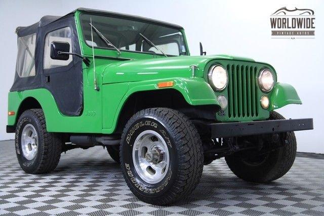 1975 jeep cj5