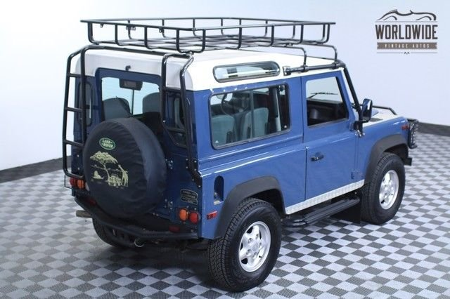 1997 Land Rover Defender 90