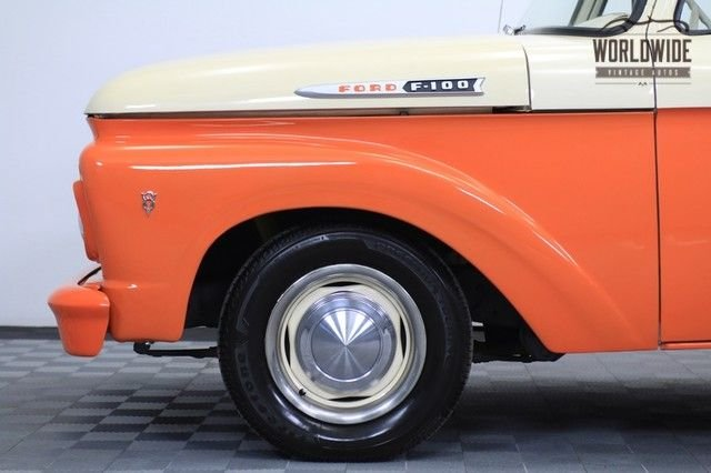 1962 Ford F100