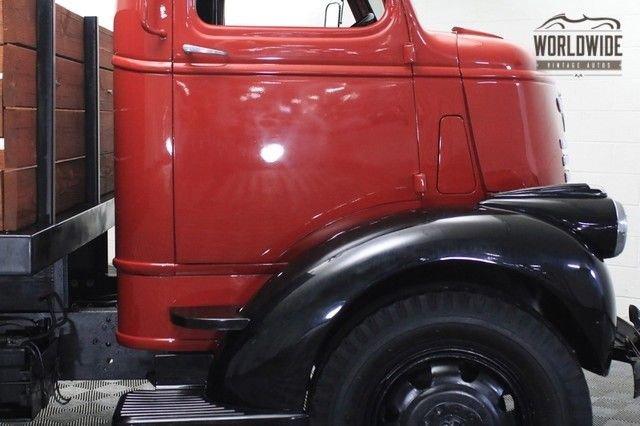 1941 Chevrolet Coe