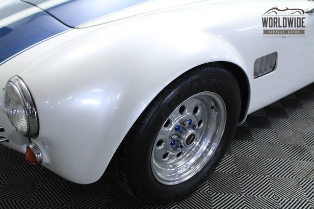 1966 Shelby Cobra Re-Creation