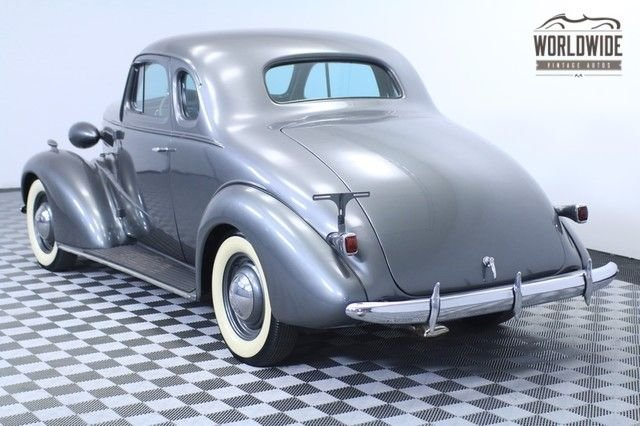 1937 Chevrolet Master Coupe