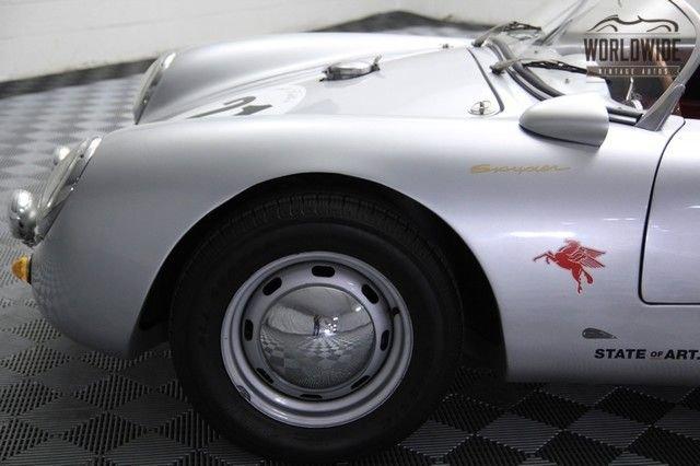 1956 Porsche Beck Spyder