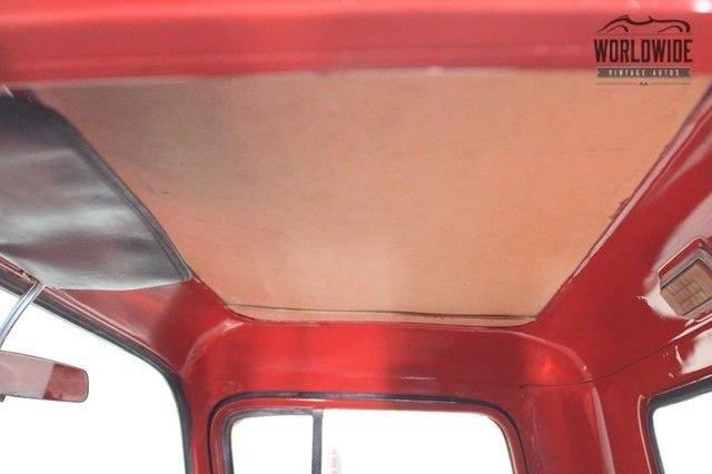 1958 Chevrolet 3100 4X4