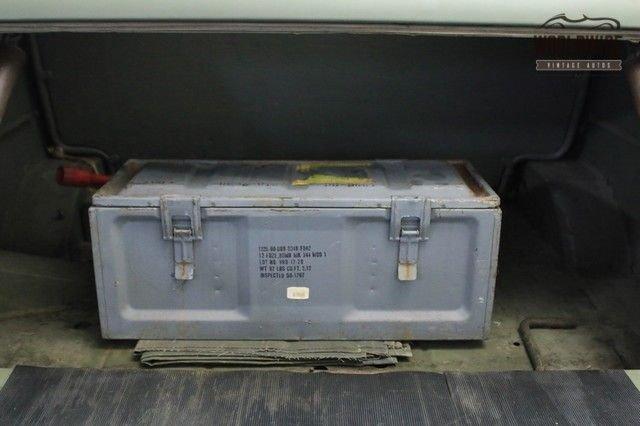 1940 Dodge Power Wagon Command Car