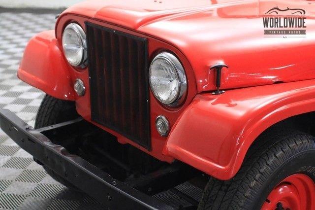 1955 Willys Cj5
