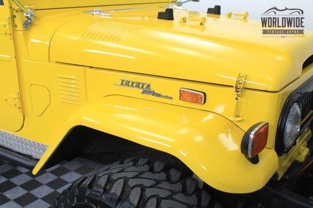 1972 Toyota FJ40