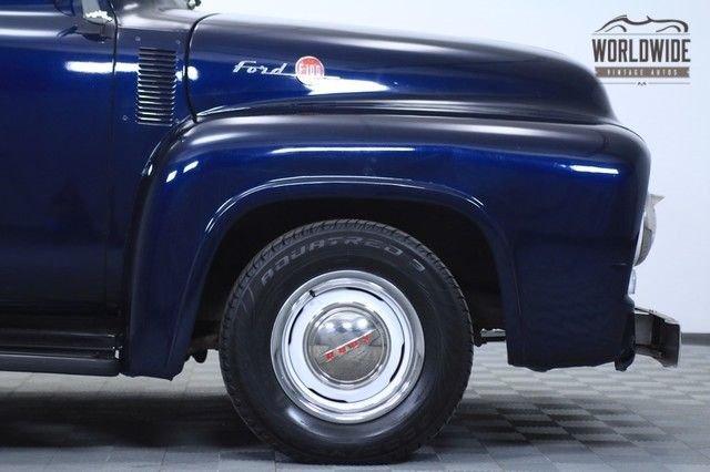 1955 Ford F100 Pickup Truck