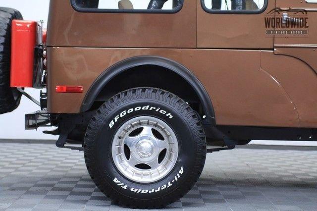 1975 Jeep Cj6