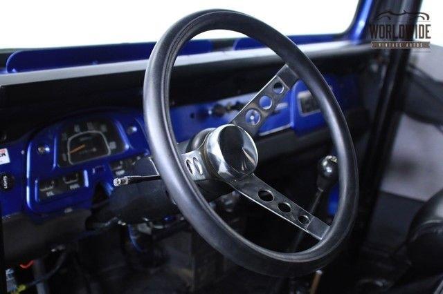 1973 Toyota Fj40 Custom