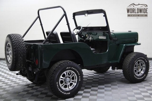 1954 Willys Jeep