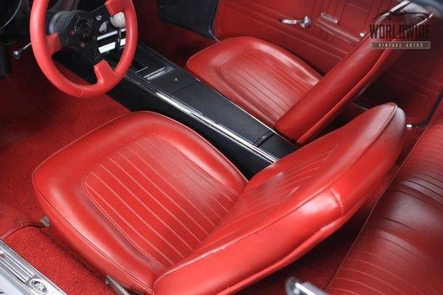 1967 Chevrolet Camaro Ss Restomod