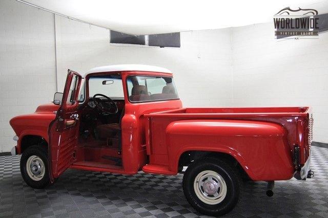 1956 GMC 3100 4X4