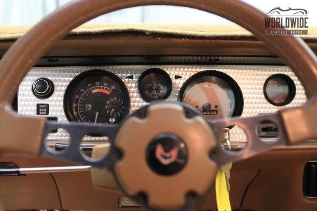 1979 Pontiac Trans Am T-Top